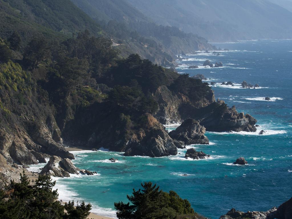 Big Sur Coastline by amitp, on Flickr