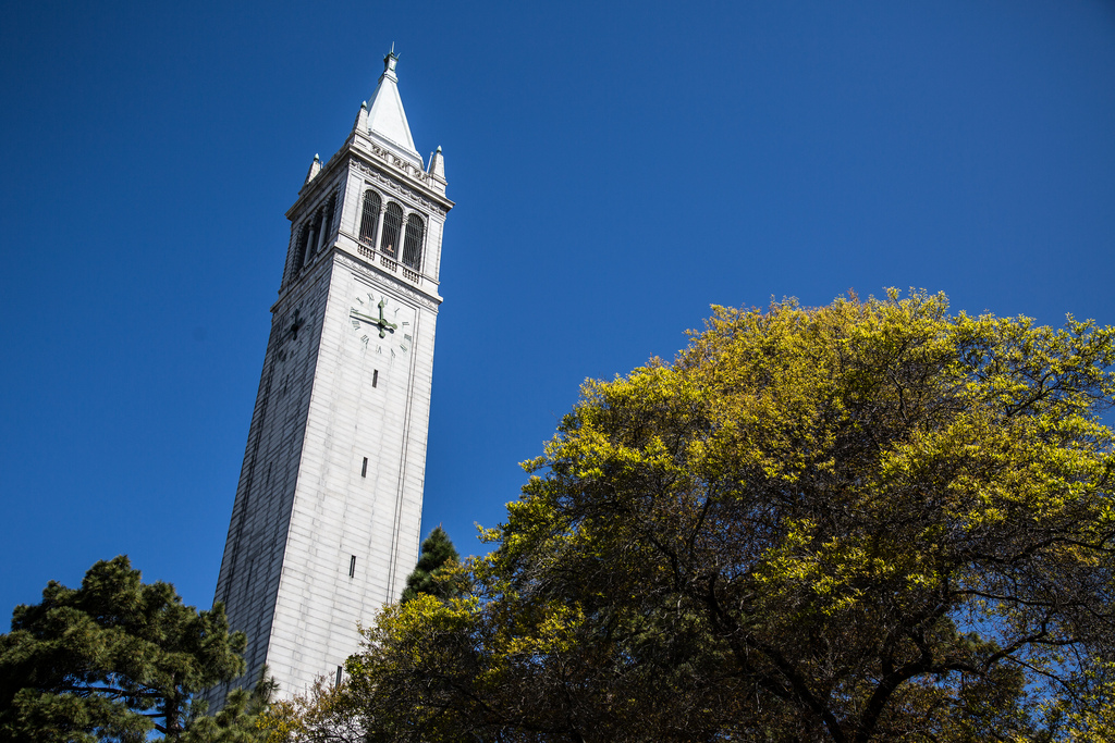 UC Berkeley Clock Tower by Tony Webster, on Flickr