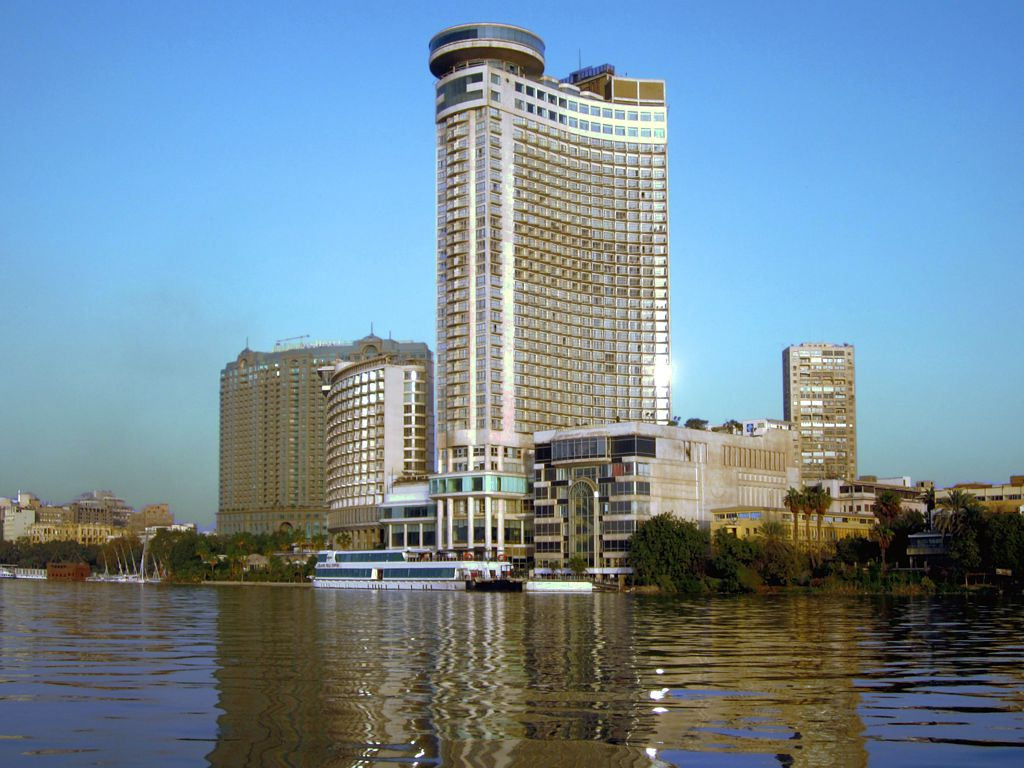 Grand Nile Tower Hotel by D-Stanley, on Flickr