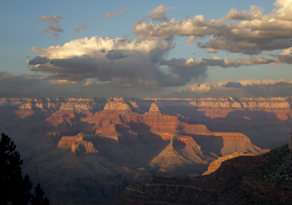 Grand Canyon National Park: Sunset From by Grand Canyon NPS, on Flickr