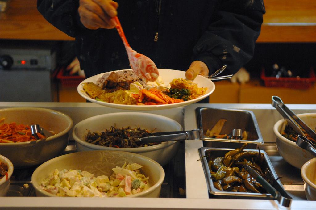 Korean Food - Pyeongtaek, South Korea - by USAG-Humphreys, on Flickr