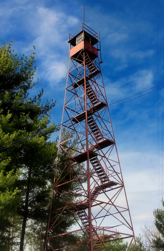 Sand Mountain Fire Tower by Nicholas_T, on Flickr