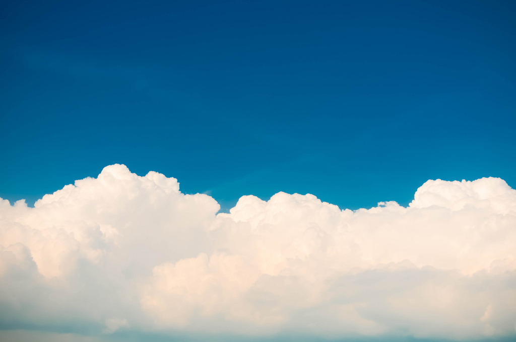 Clouds by Kamil Porembiński, on Flickr