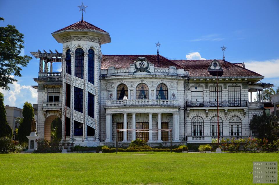 Lizares Mansion [Angelicum School] Jaro by Constantine Agustin, on Flickr