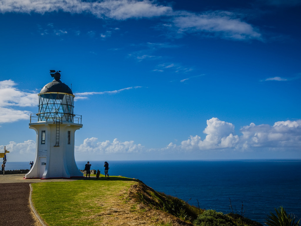 Lighthouse - Cape Reinga by hairi3020, on Flickr