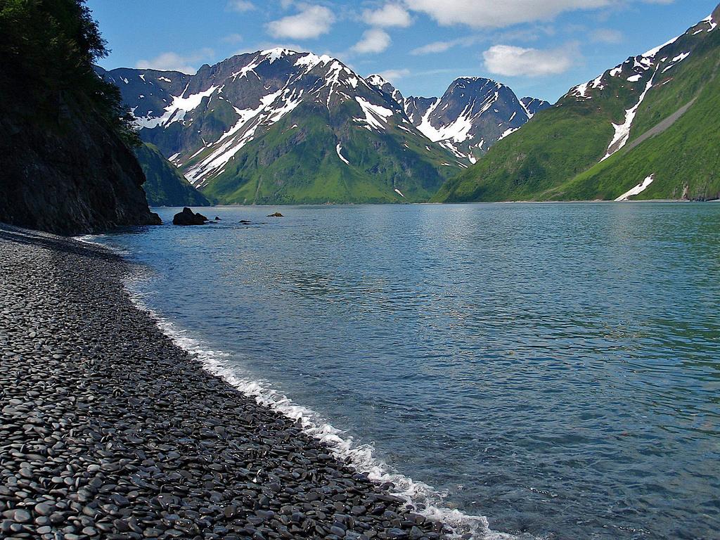 cobble beach KEFJ by AlaskaNPS, on Flickr