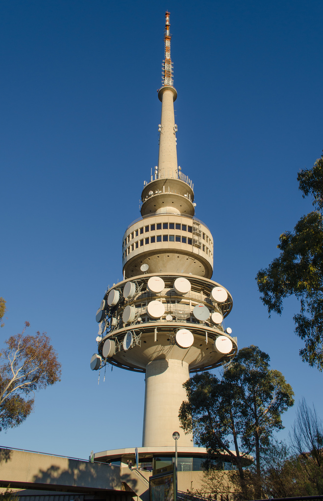 Telstra Tower, Canberra by smjbk, on Flickr