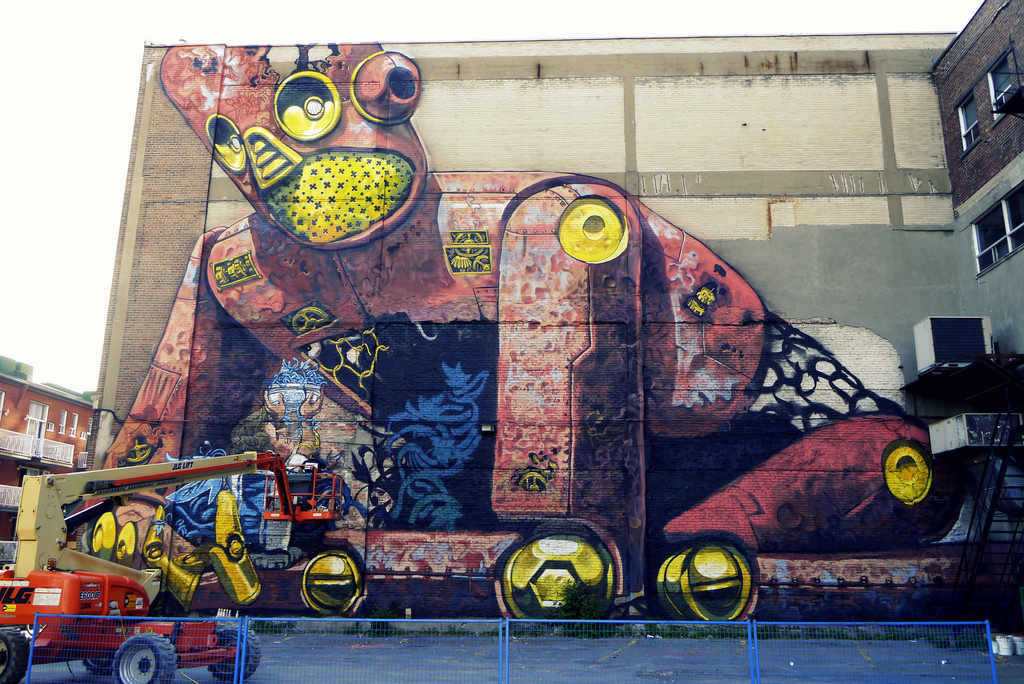 Pixel Pancho, 2013 by Retis, on Flickr