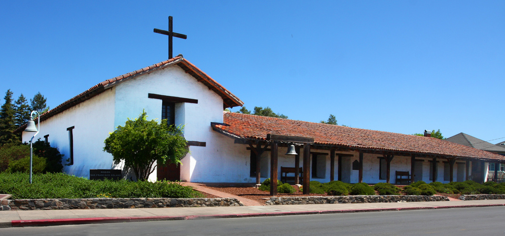 Mission San Francisco Solano by Rennett Stowe, on Flickr