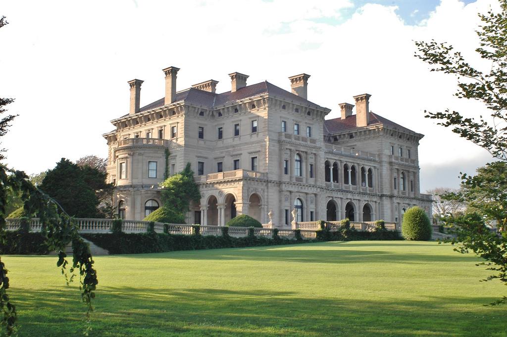The Breakers Mansion - Newport Rhode Isl by 6SN7, on Flickr