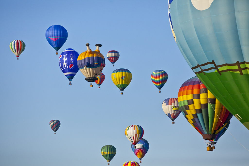 2013 Quick Chek Hot Air Balloon Festival by Anthony Quintano, on Flickr