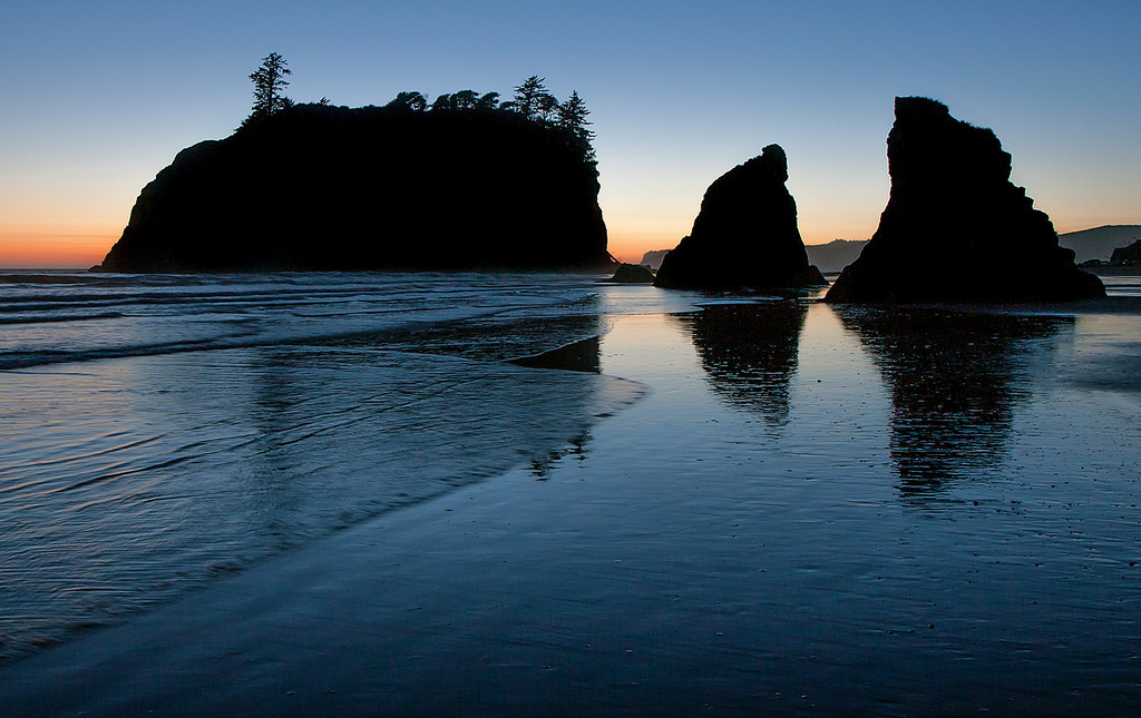 Ruby Beach, Olympic National Park, Washi by rarvesen, on Flickr
