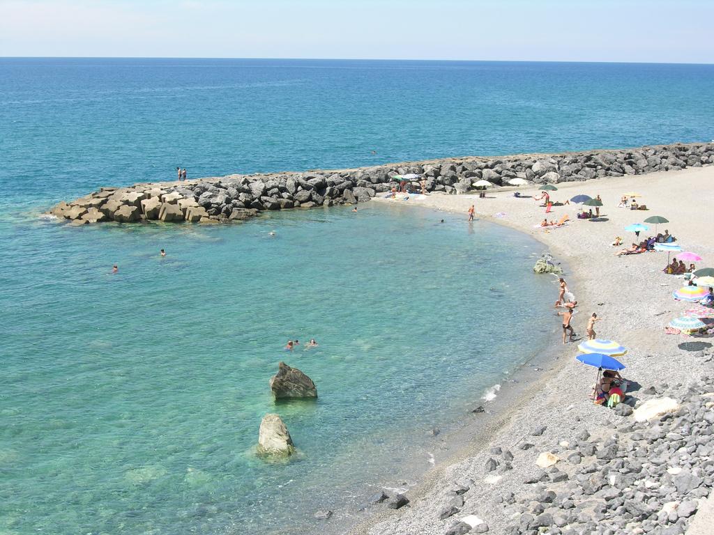 Amantea, spiaggia della La Tonnara by Galli Luca, on Flickr