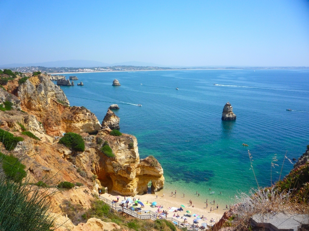Camilo Beach, the Algarve - Portugal by GreenLakeBlue Photography, on Flickr