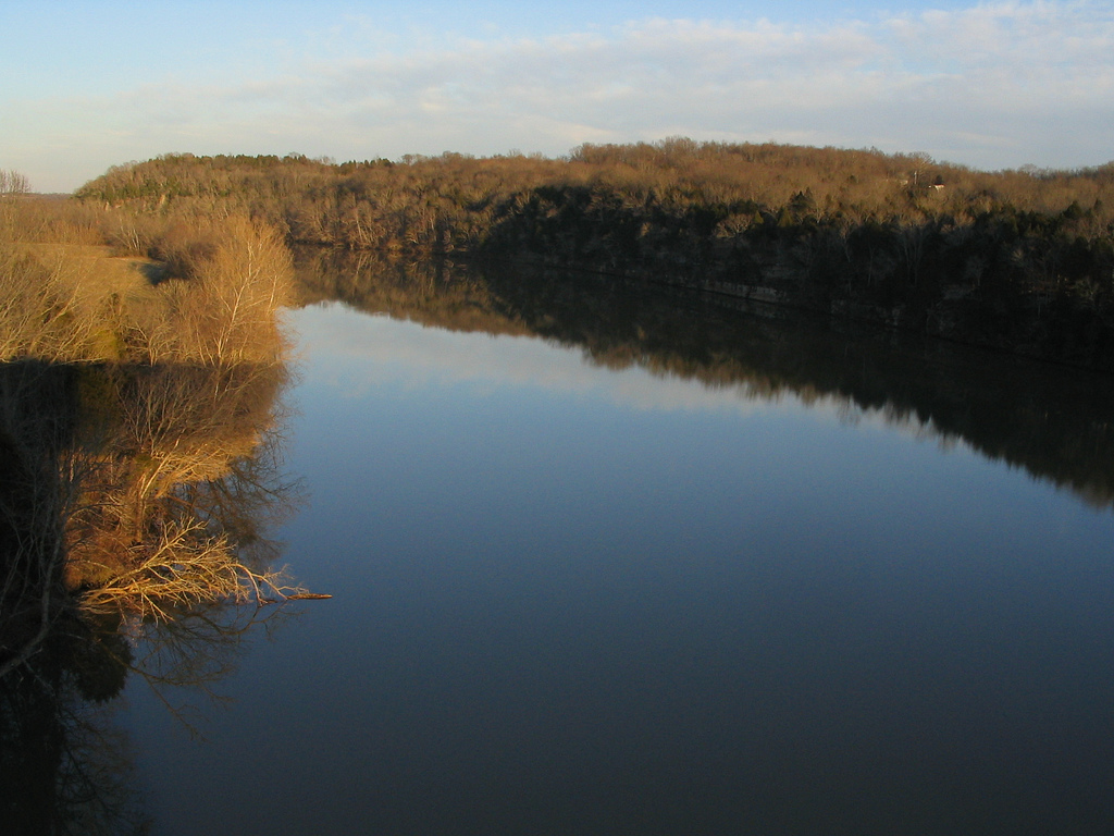 Cumberland River, U.S. Route 231, Tennes by Ken Lund, on Flickr