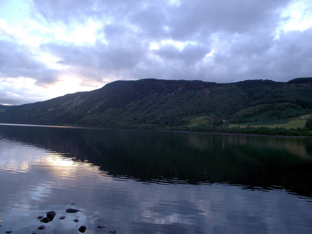 Loch Ness from Aldourie shoreline near I by conner395, on Flickr