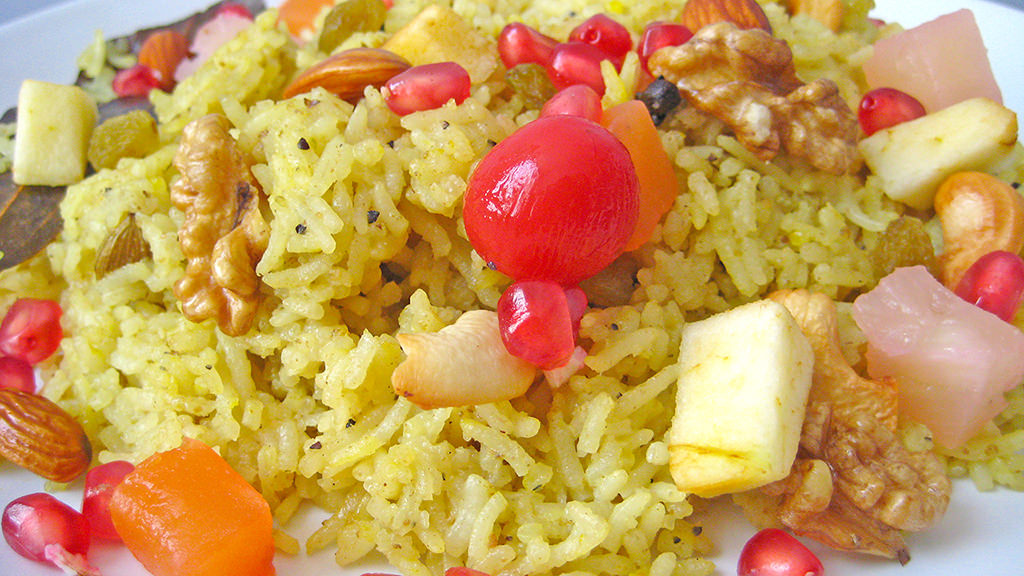 Kashmiri Pulao Recipe With Video From In by Sameer Goyal Jaipur, on Flickr