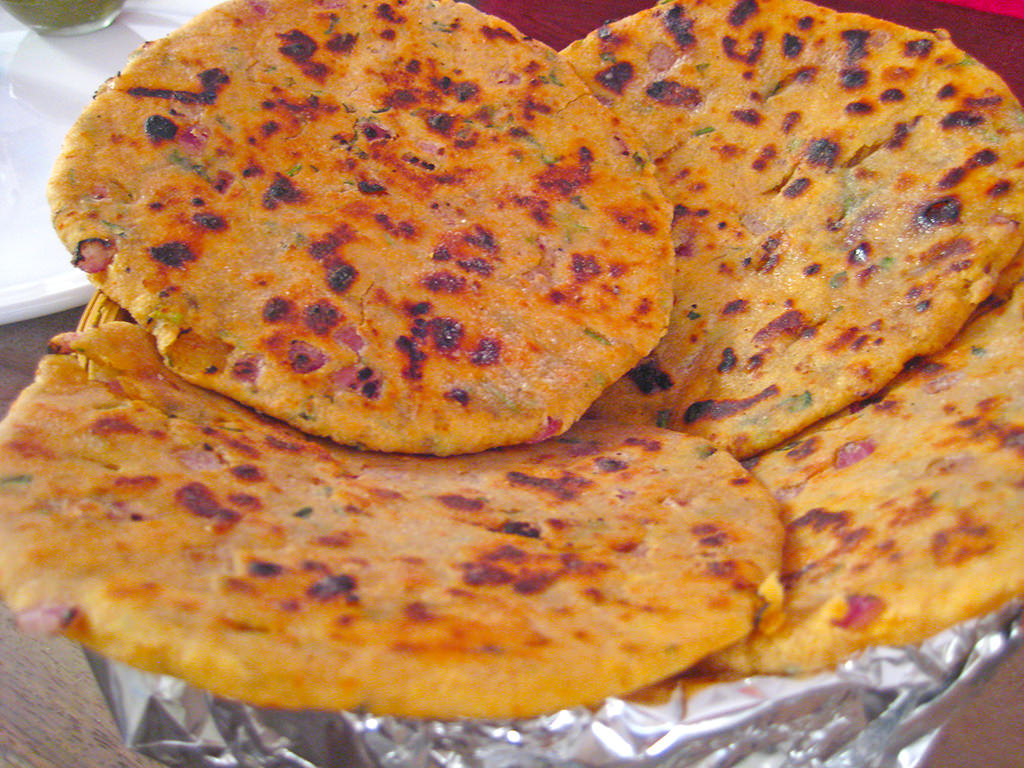 Missi Roti Recipe From North Indian Cuis by Sonia Goyal Jaipur, on Flickr