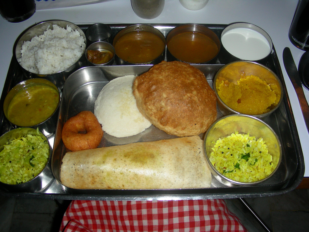 South Indian Food by Tracy Hunter, on Flickr