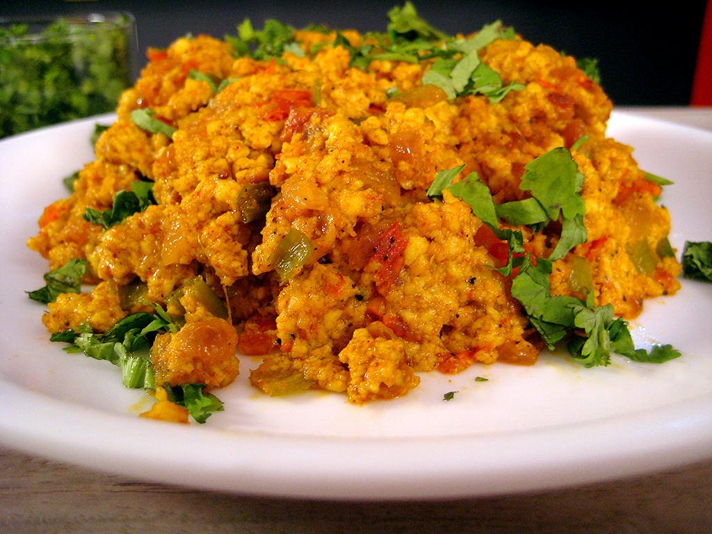 Delicious Paneer Bhurji Recipe By Sameer by Sameer Goyal Jaipur, on Flickr