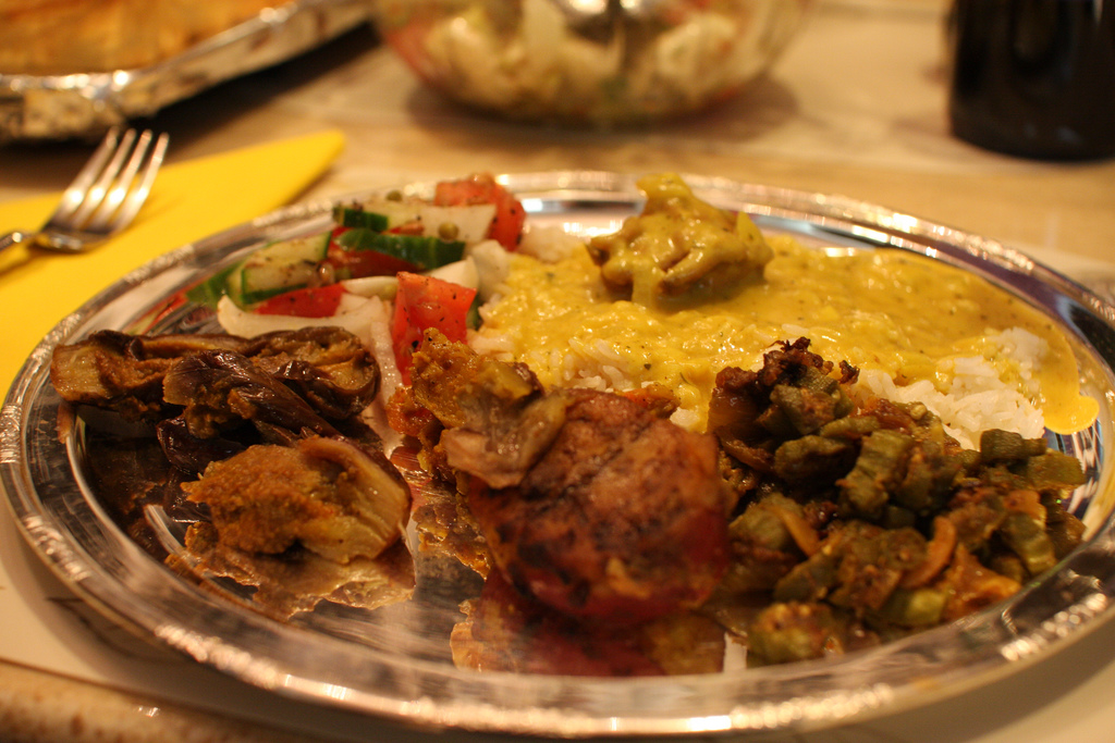 a perfect dinner by arvindgrover, on Flickr