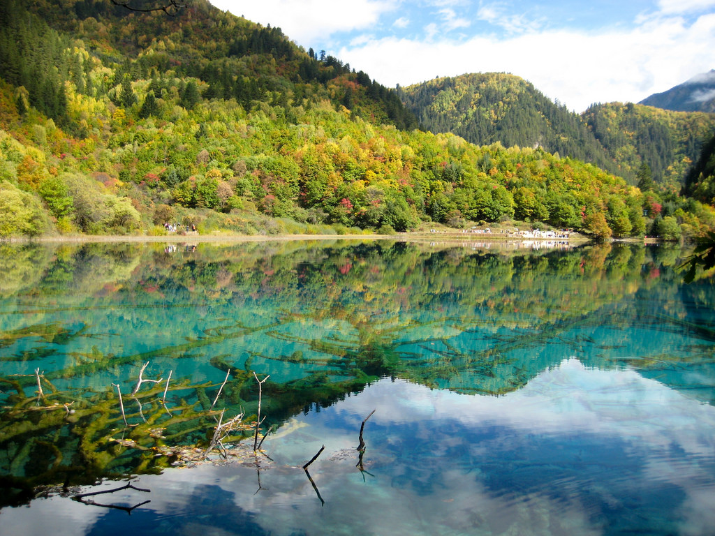 Translucent Lake by rduta, on Flickr