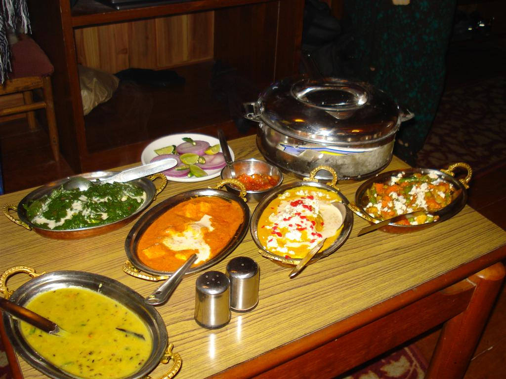 Indian Food by Salemypix, on Flickr