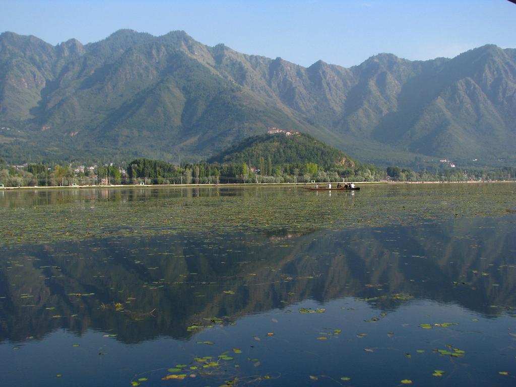 India - Srinagar - 020 - reflection on D by mckaysavage, on Flickr