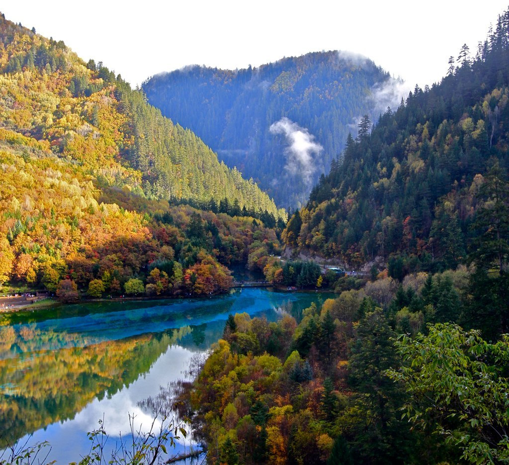 Jiu Zhai Gou, Sichuan China by ming1967, on Flickr