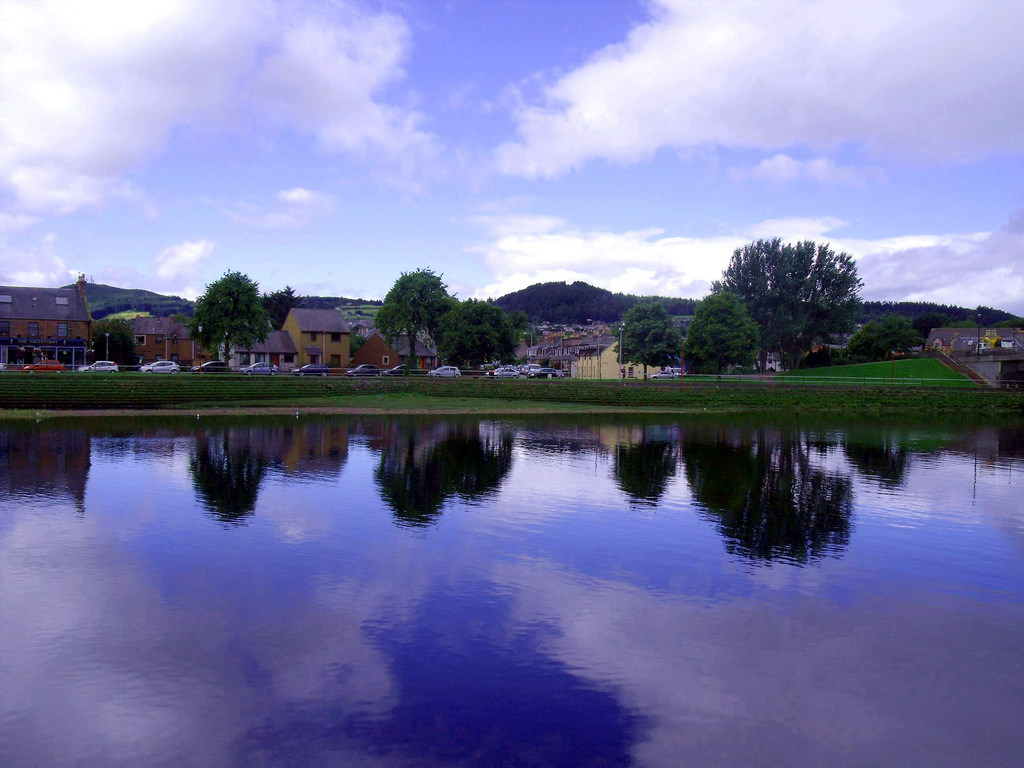River Ness and Friars Shott Inverness Sc by conner395, on Flickr