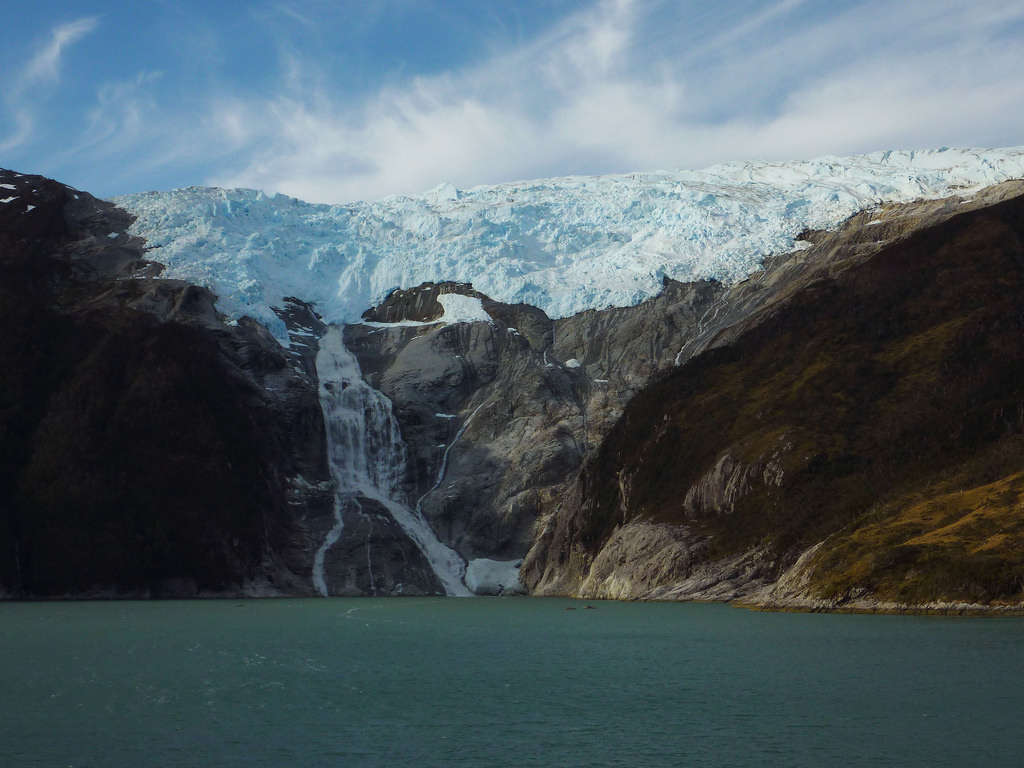 BEAGLE CHANNEL GLACIERS 28 by RAYANDBEE, on Flickr