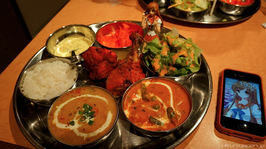 Indian Food in Tokyo by Danny Choo, on Flickr