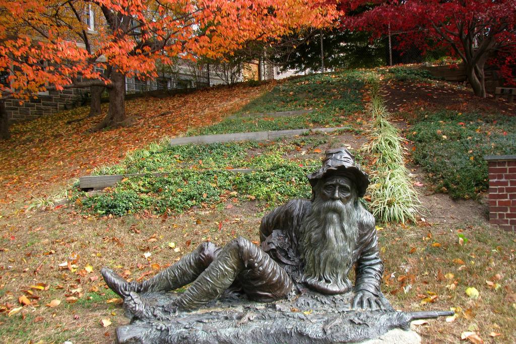 Rip Van Winkle Statue by edenpictures, on Flickr